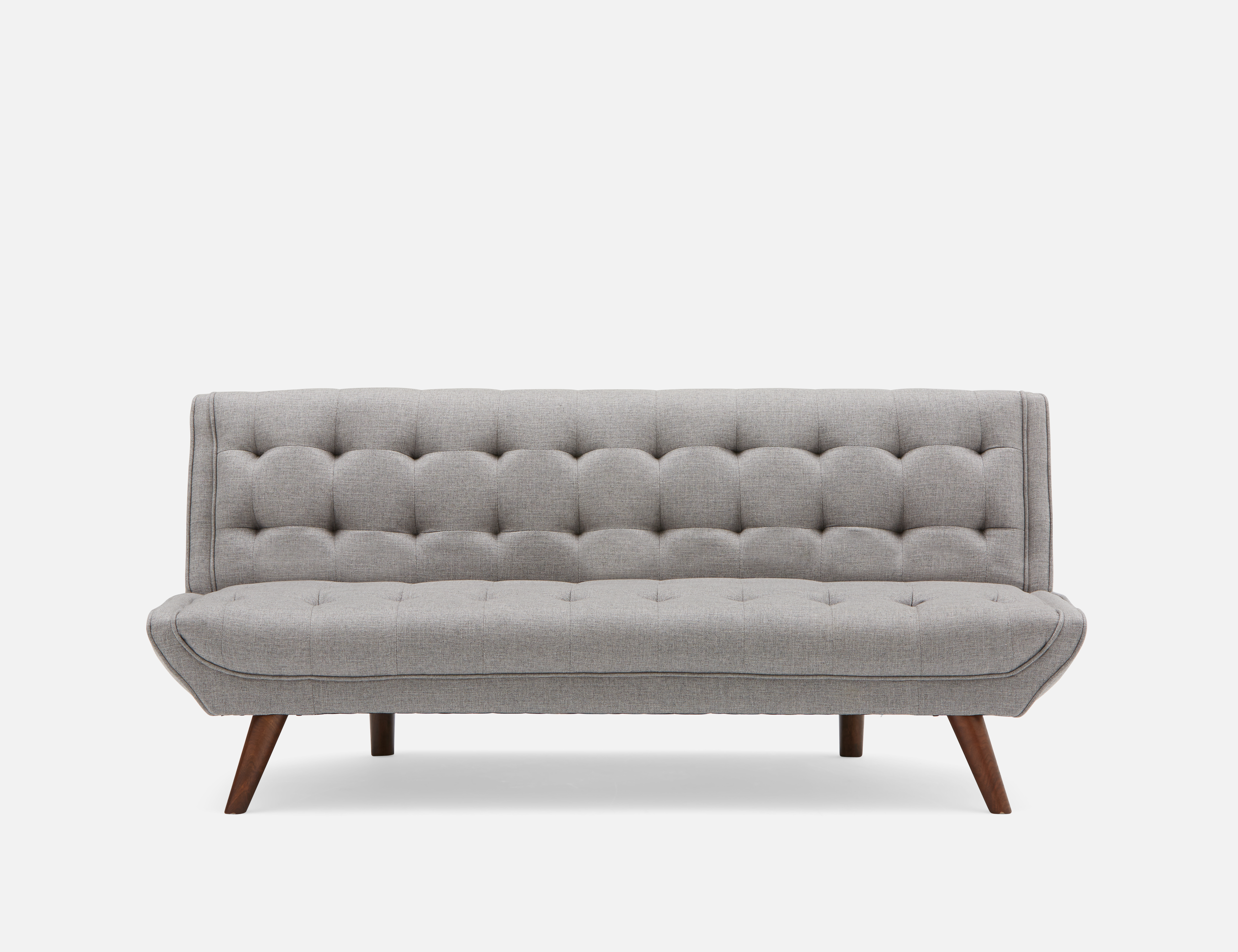 Best Dark Grey Tufted Sofa Bed Structube Miloh Tufted Sofa 400 x 300