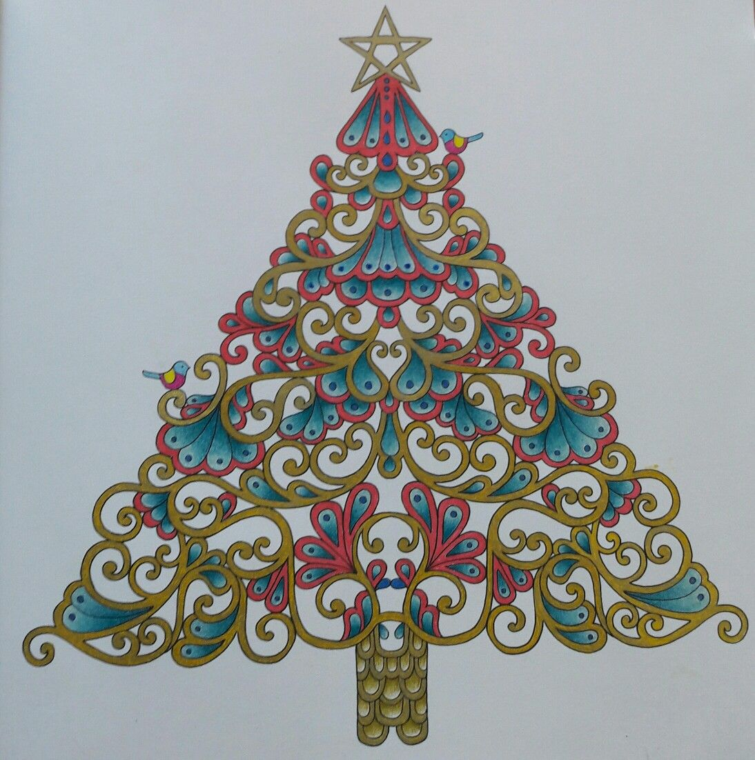 JOHANNA BASFORD JOHANNA\'S CHRISTMAS / NOEL FEERIQUE | Mon Johanna\'s ...