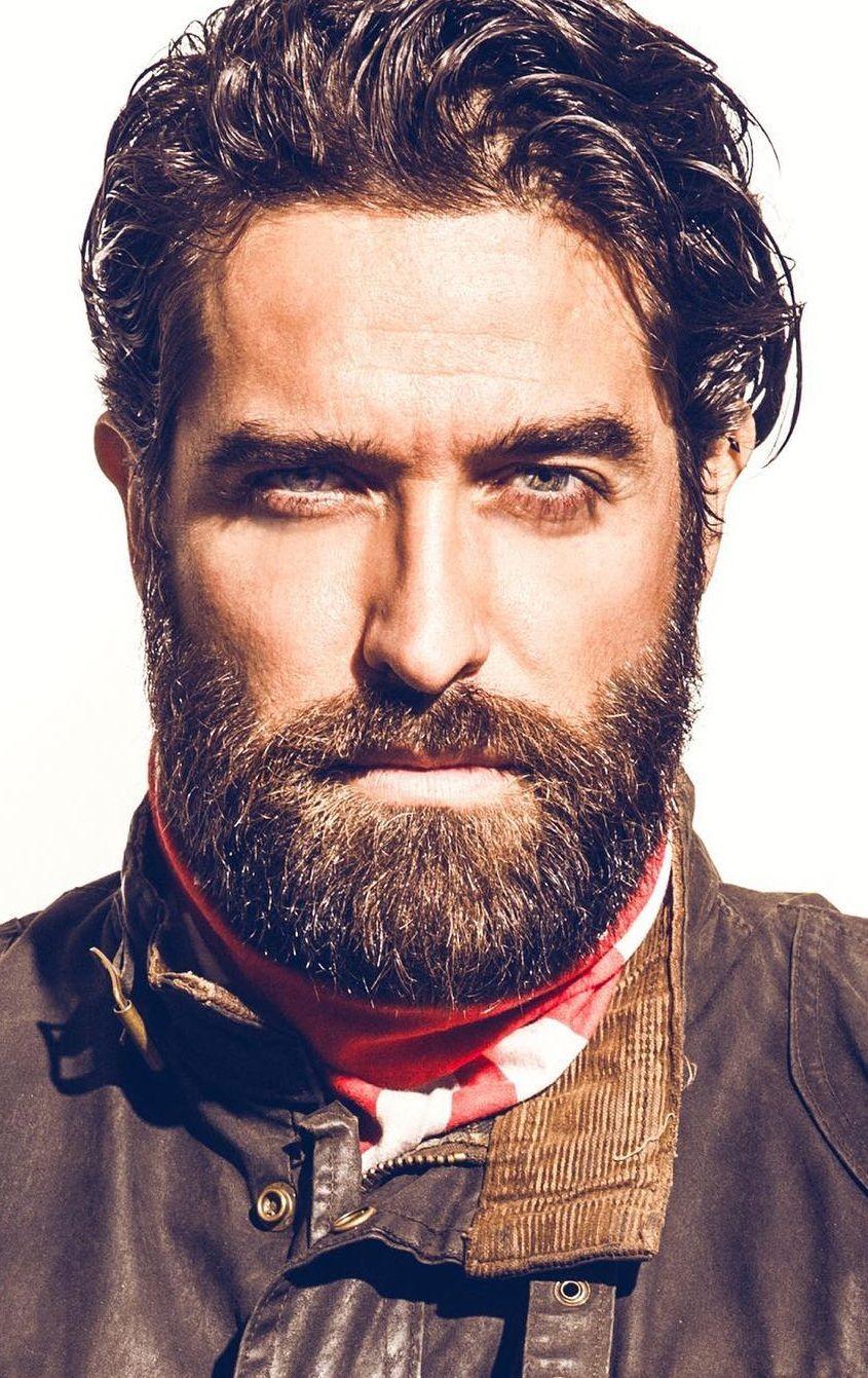 6 Proven tips for fuller beard! | Bald with beard, Beard