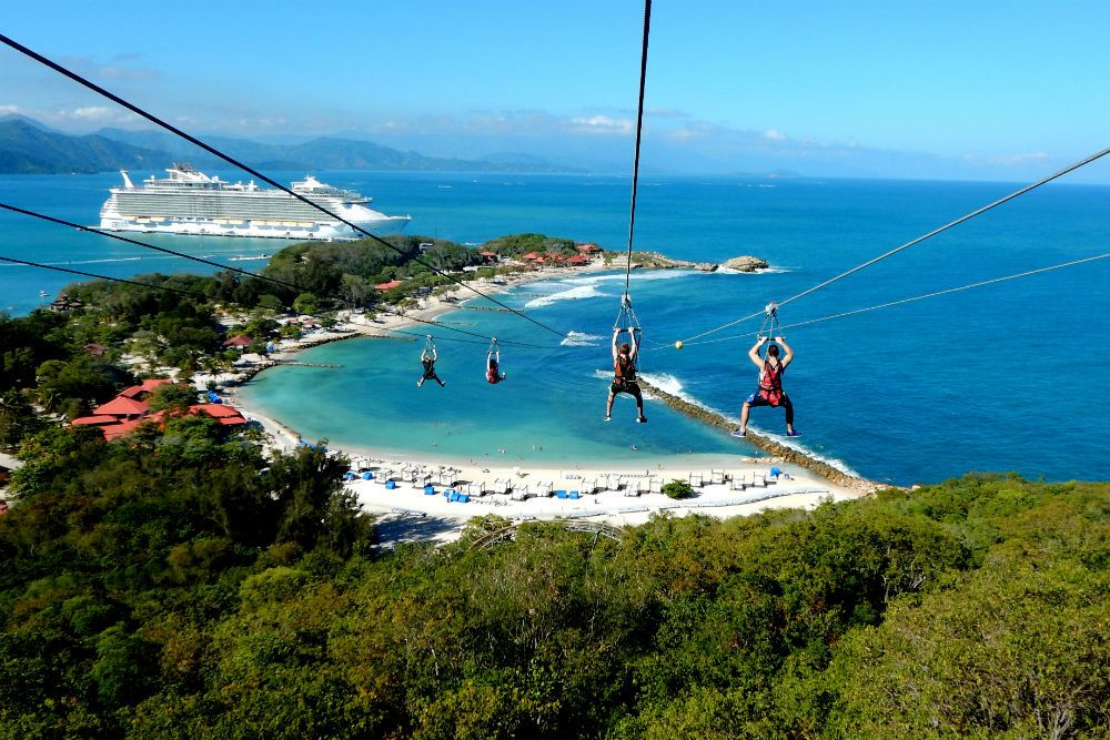 Watch The Best Zip Line Ever And The Kids Agree Ziplining Places To Travel Vacation Deals