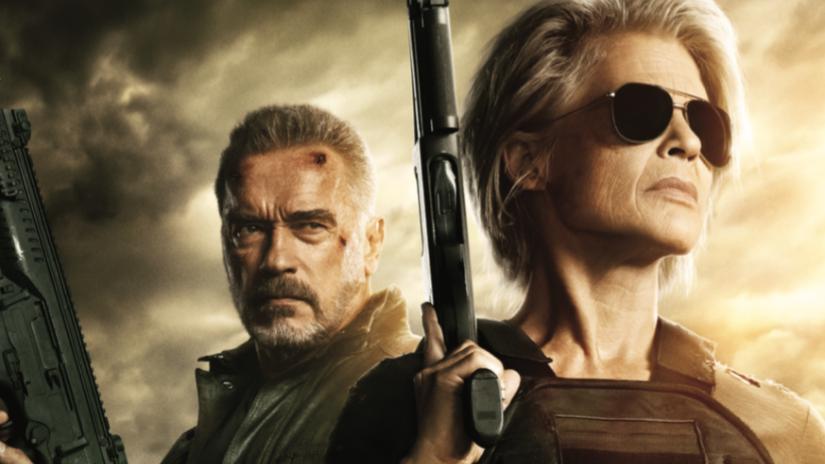 Free download Terminator Dark Fate [2019] DVDRip FULL