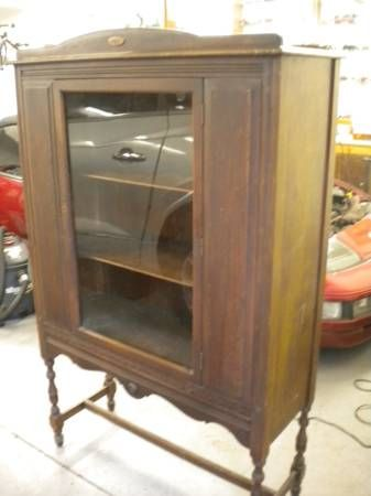This Cabinet Is; 5ft 1 Tall 39u0027 Wide 14 Deep 17 Spindle Legs With