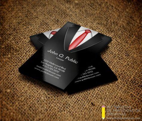 tarjetas de presentacion creativas para empresarios Tarjetas de - tarjetas creativas