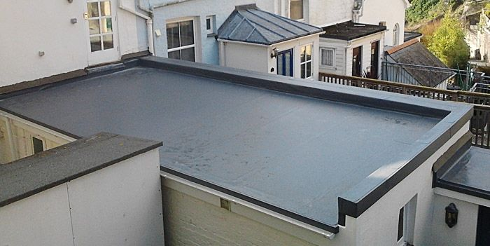 Image Result For Single Ply Flat Roof