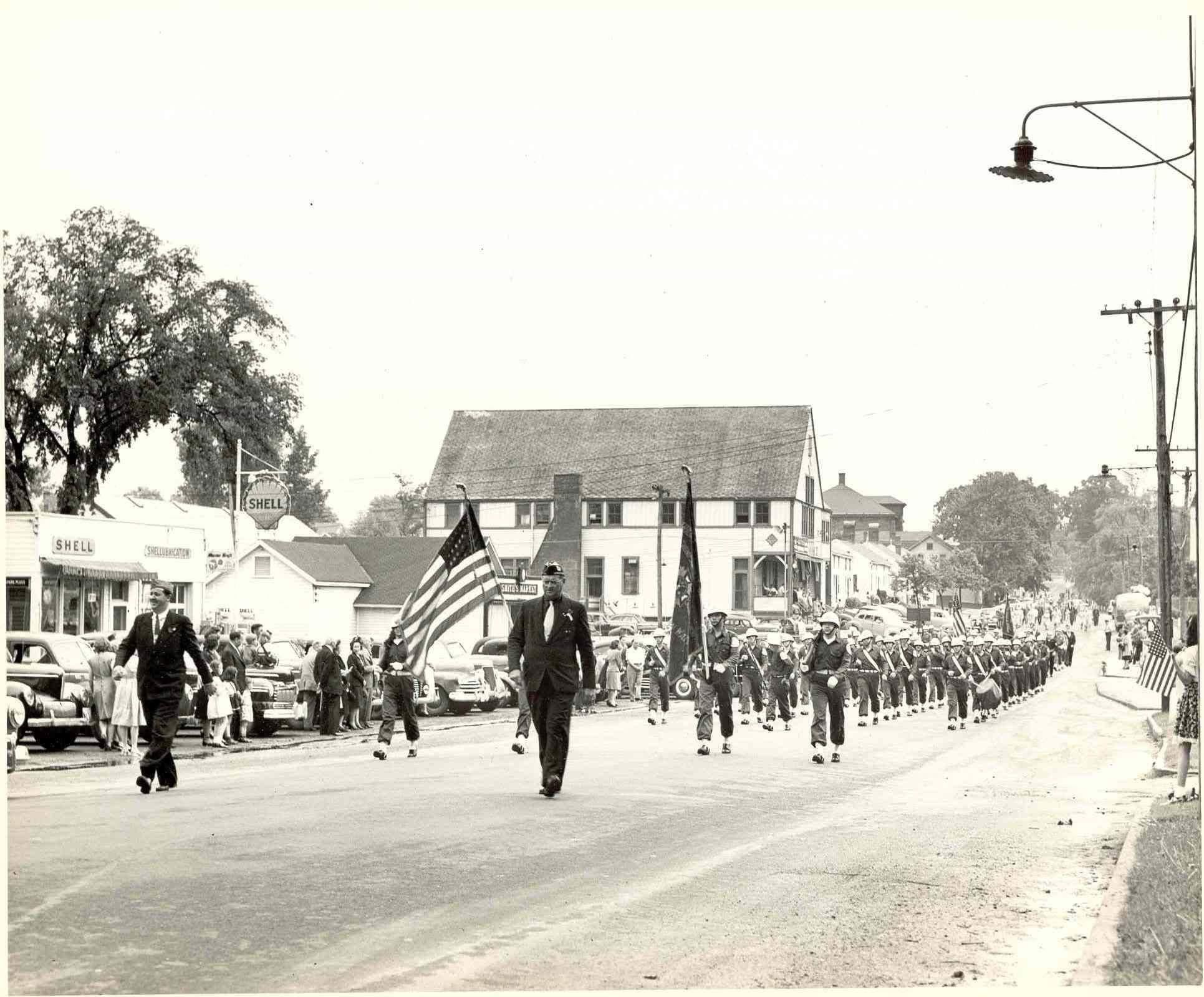 Memorial Day In Broad Brook Unknown Date