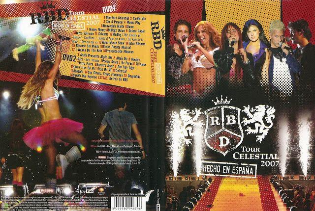o primeiro dvd do rbd