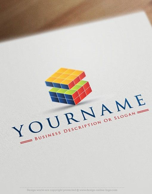 3d rubiks cube logo free business card best 3d logo templates rubiks cube logo design templates free business card design free business wajeb Choice Image