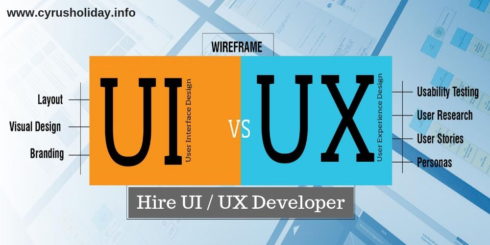 Pin On Hire Ui Ux Developer