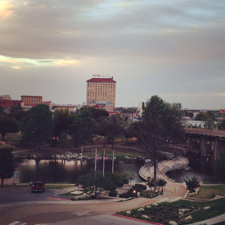 West Texas Sunset San Angelo Museum Of Fine Arts