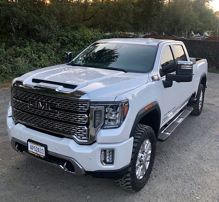 Alumilife88 On 35s Want More 2019 2020 Sierra Follow Us 2019sierra Dm Or Tag For A Feature Gmc Sier Gmc Trucks Gmc Denali Truck New Gmc Truck