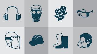Segurança do Trabalho em Campo  EPI – Equipamento de Proteção Individual –  Não bas. 55ebbed481