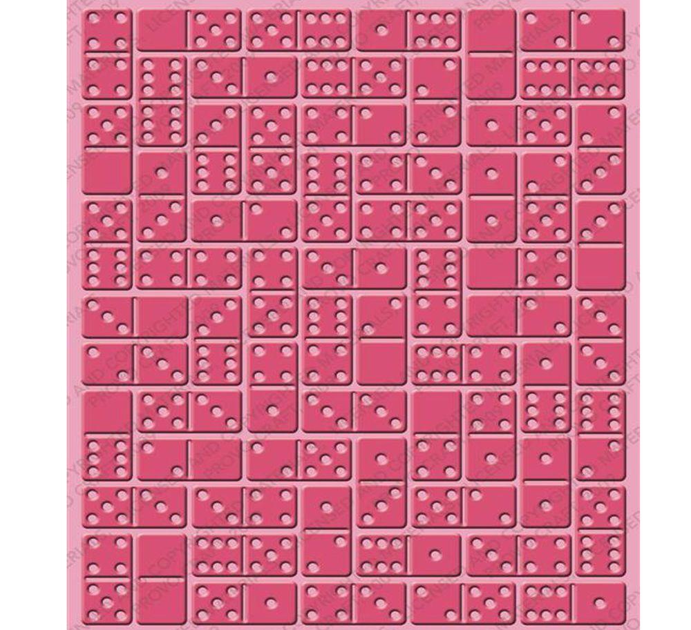 Keyboard Cuttlebug 5-Inch by 7-Inch Embossing Folder