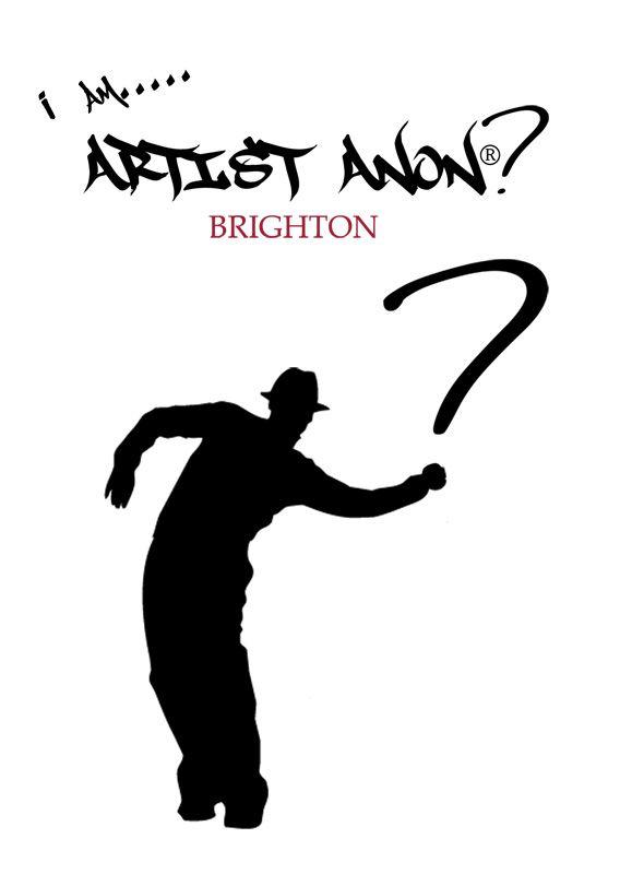 Artist Anon Brighton