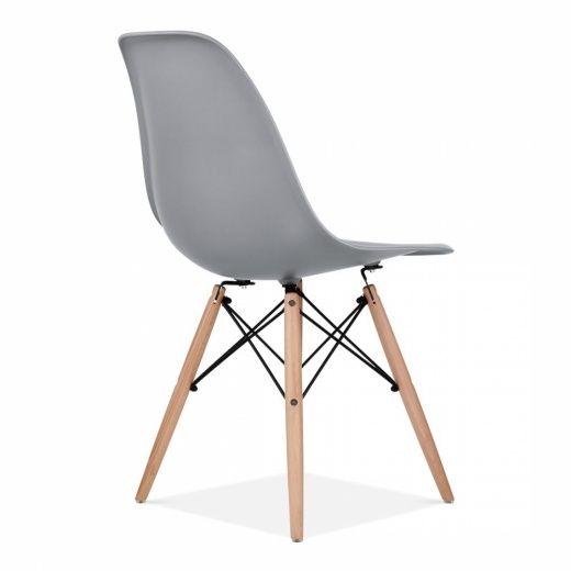 Eames Style Grey DSW Chair   Bar, Restaurant & Cafe Chairs