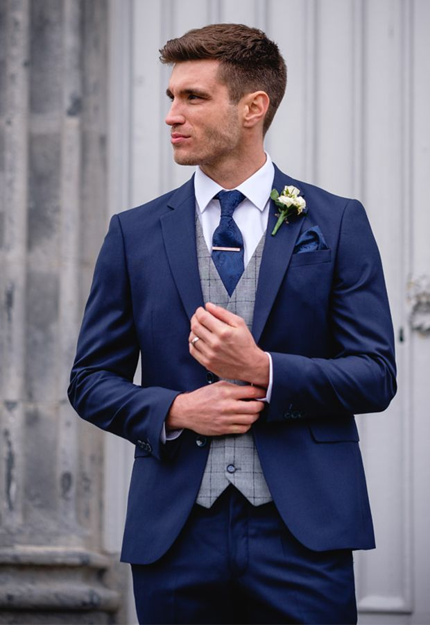 The Irish Suit Company Every Groom Needs on His Radar – I'm Getting Married