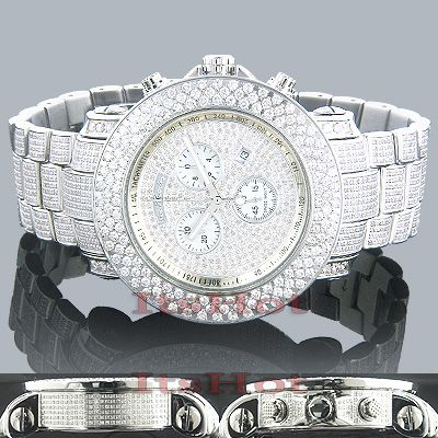 joe rodeo junior fully iced out diamond watch 21ct a dream joe rodeo junior fully iced out diamond watch 21ct