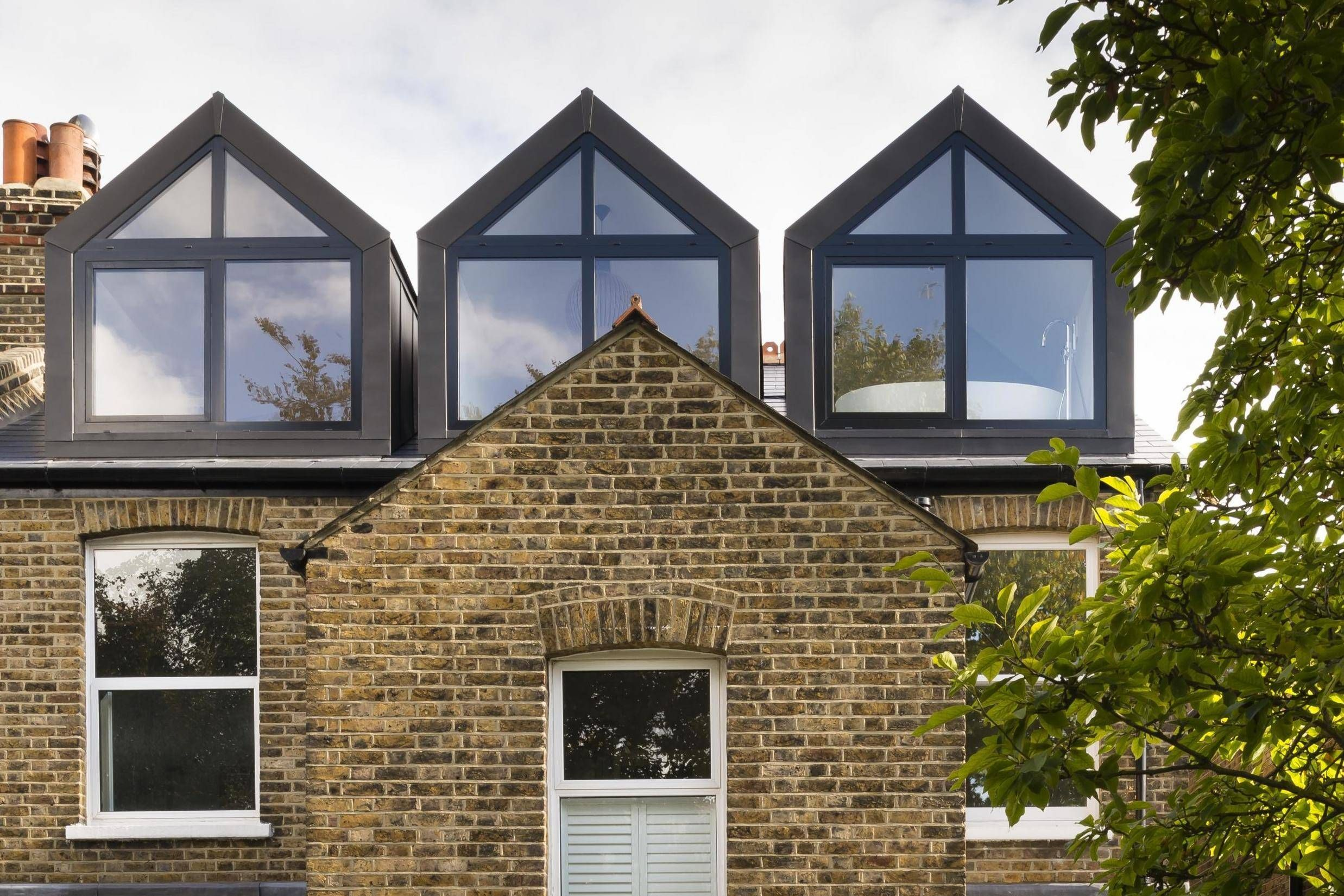 How To Build A Loft Extension Without The Need For Planning Permission With Images Loft Conversion Victorian Terrace Old Victorian Homes Planning Permission