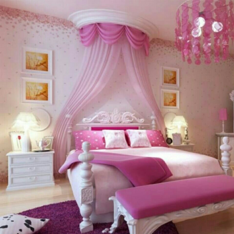 15 Teenage Girls Bedroom Ideas For Small Rooms Ideas Bedroom Girl Kid Bedroomdecor Gir Traditional Kids Bedroom Pink Bedroom For Girls Girly Bedroom