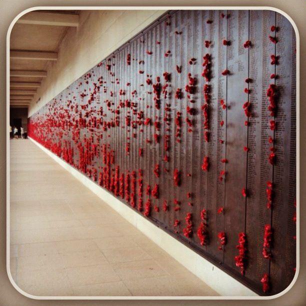 Canberra War Memorial, Australia