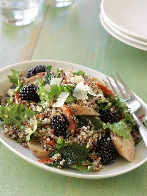 Tuscan Quinoa Blackberry Salad | Recipes | The Advocate — Baton Rouge, LA