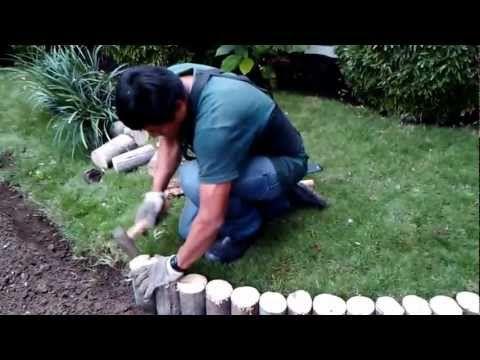 Decoracion con piedras manualidades y otras reciclaje for Como instalar un vivero