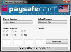 Kostenlos Paysafecard Code 2020