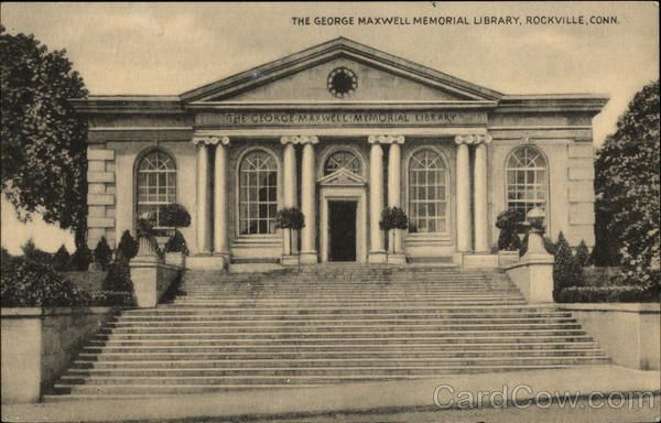 The George Maxwell Memorial Library George Library