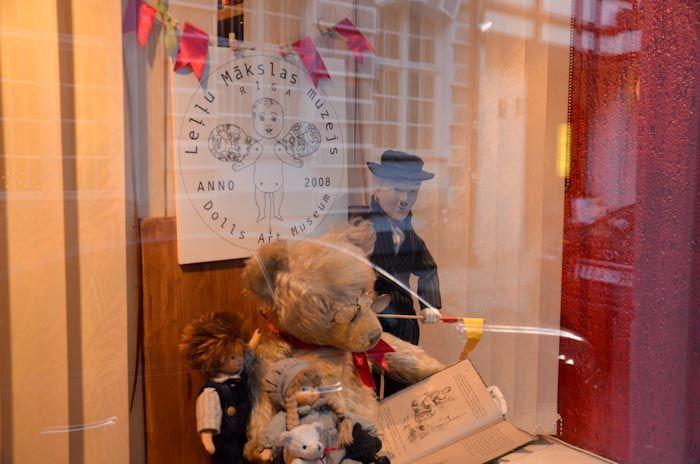 Riga. Dolls Museum.