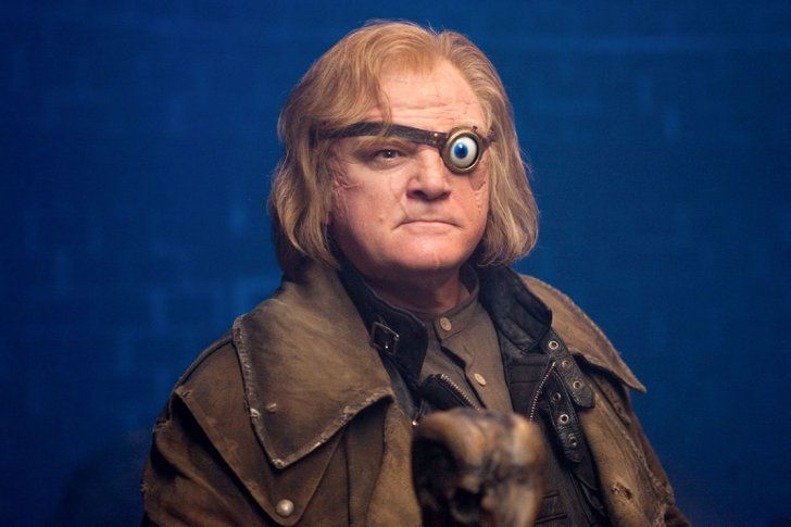 Mad Eye Moody Harry Potter Harry Potter Costume Harry Potter Characters