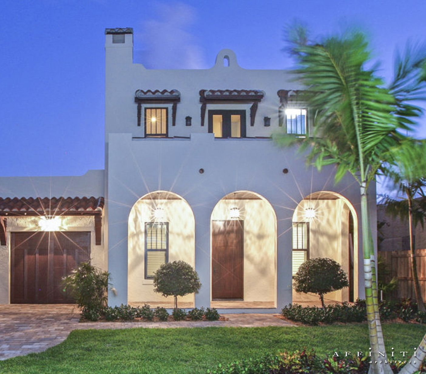 Modern Mission Style Affiniti Architects Spanish Style Homes Spanish Style Architecture Spanish Style