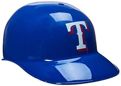 Rawlings Texas Rangers Royal Blue Replica Batting Helmet Texas