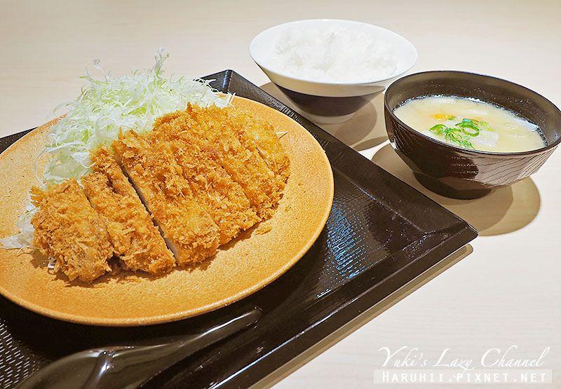 吉豚屋かつやKATSUYA*日本最大豬排專門店登台!平價豬排大口吃