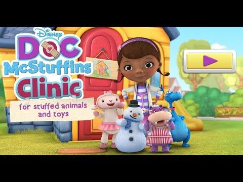 Disney's Doc McStuffins - Clinic Episode 1