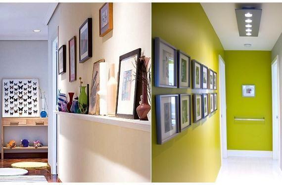 C mo decorar el pasillo de tu casa el pasillo pasillos - Decorar pasillo estrecho y corto ...