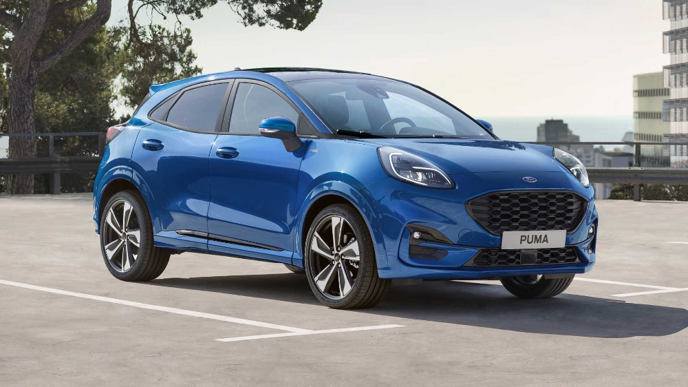 2020 Ford Puma Debuts As A Compact Crossover With Tons Of Tech