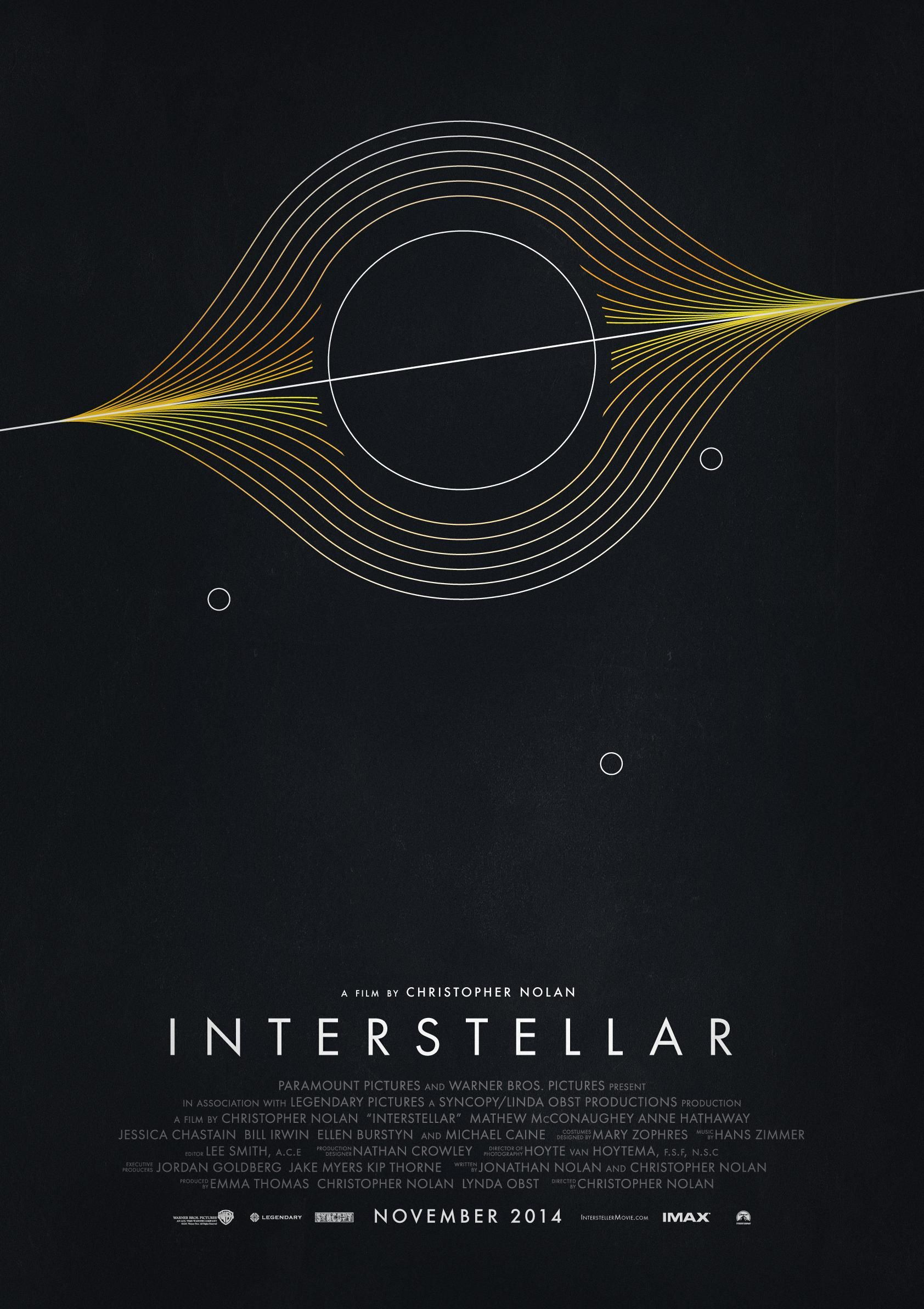 Interstellar Movie Poster …   Illustration in 2019…  Interstellar Mo...