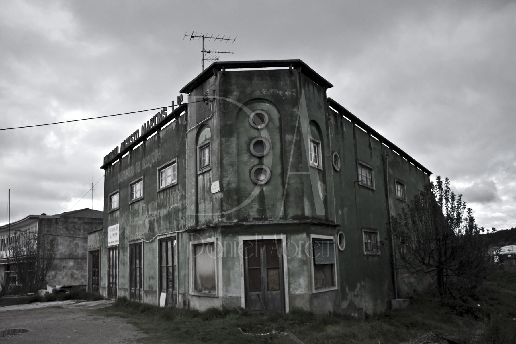 Abandoned Warehouse By Daniel Abreu On Deviantart