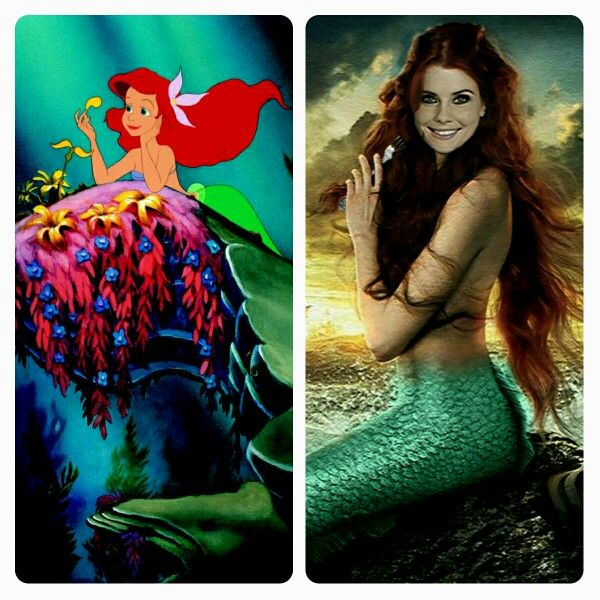 Once Upon A Time Ariel The Little Mermaid Once Upon A Time Disney Ariel