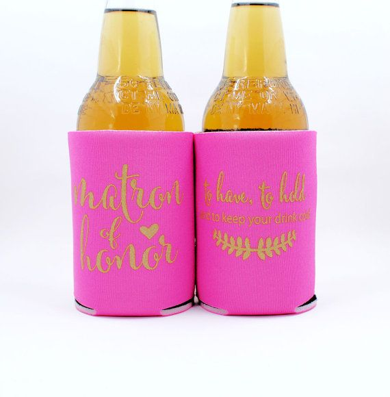 Matron of Honor Bridesmaid proposal gift to have by Celebr8tions