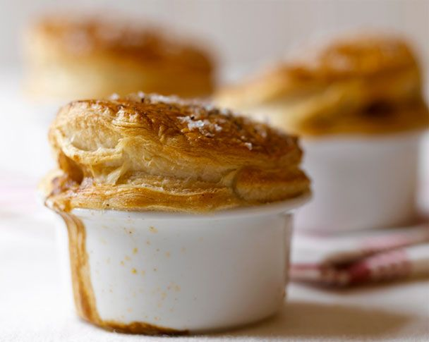Posh Pot Pies - This is NOT your mother's pot pie!    www.oliveoilandbeyond.con
