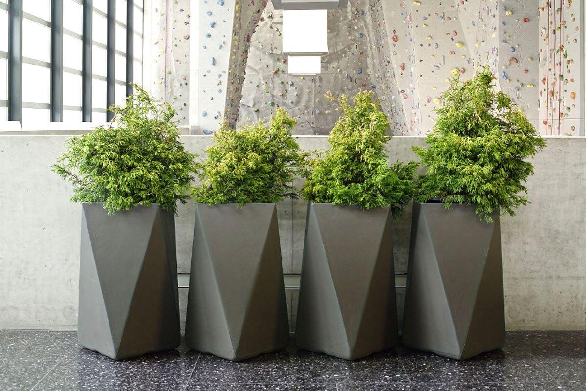 Garden Designs For Large Gardens Pots
