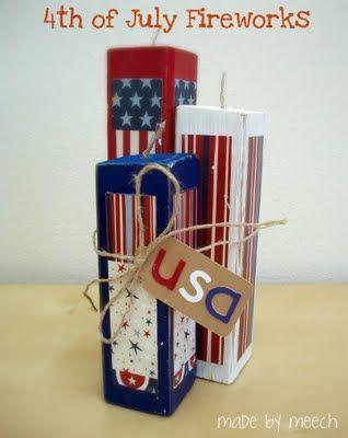 Crafty Fireworks