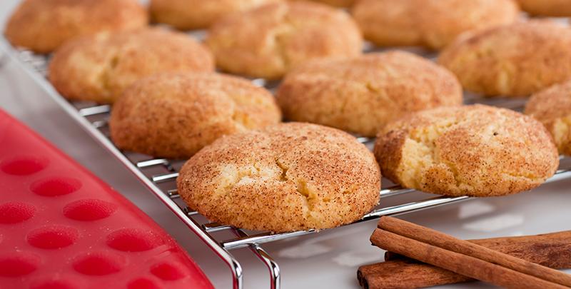 Receita de biscoitos para deixar sua casa com cheirinho de canela