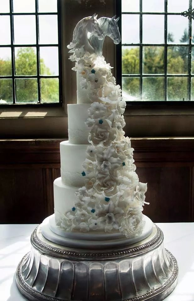 Pin By Karen Turner On Decoracion Tortas Wedding Cake