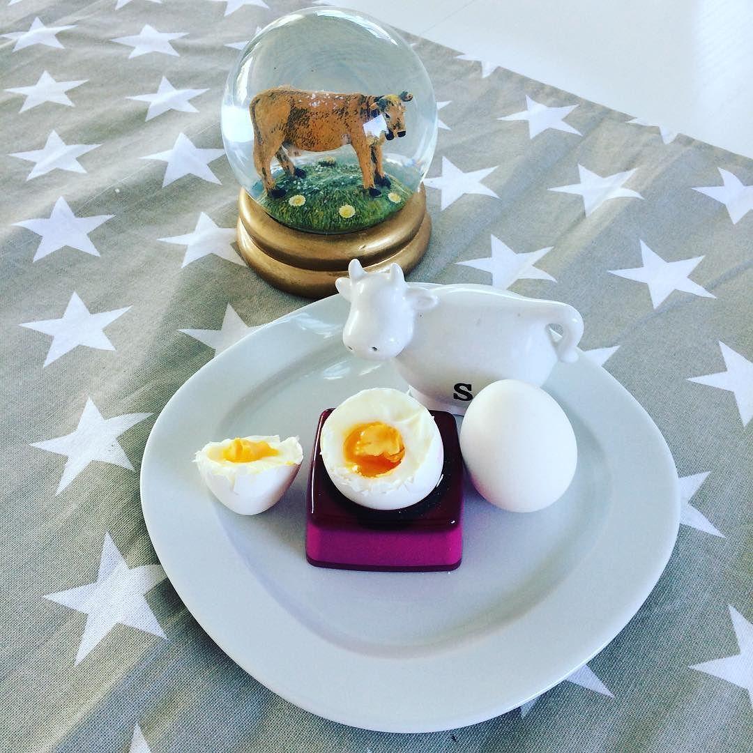 Frühstück  Ihr kennt es...die üblichen 2 Eier #eiweiß #eier #frühstückseier #frühstück #sandraskochblog #fooddiary #lowcarb #wieimmer #fit by sandraskochblog