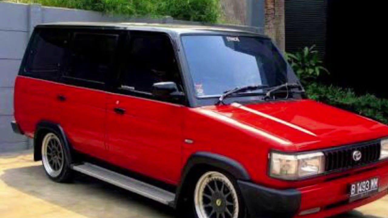 Modifikasi Mobil Kijang Th 80 An Modifikasi Mobil Kijang Mobil