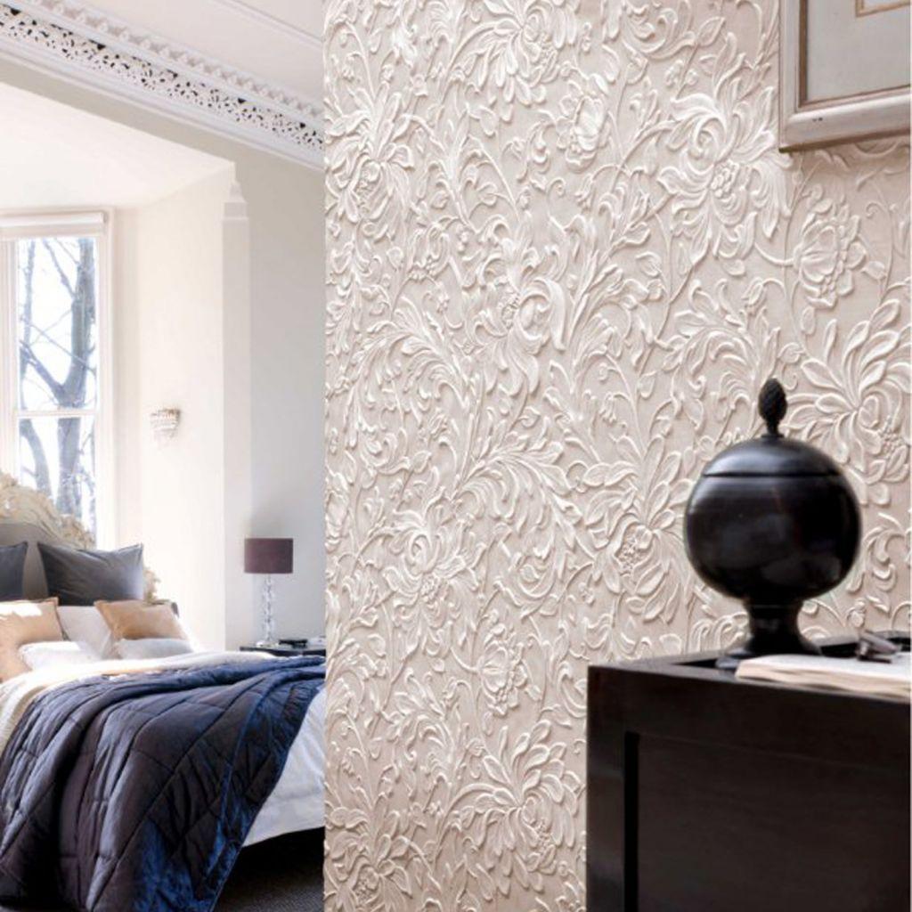 Hallway wallpaper or paint  Lincrusta Wallpaper  VE  Anaglypta and Lincrusta Wallpaper