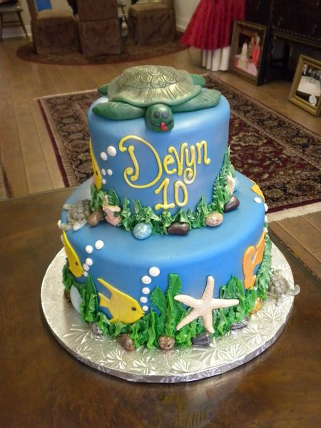 Birthday Cake Slang