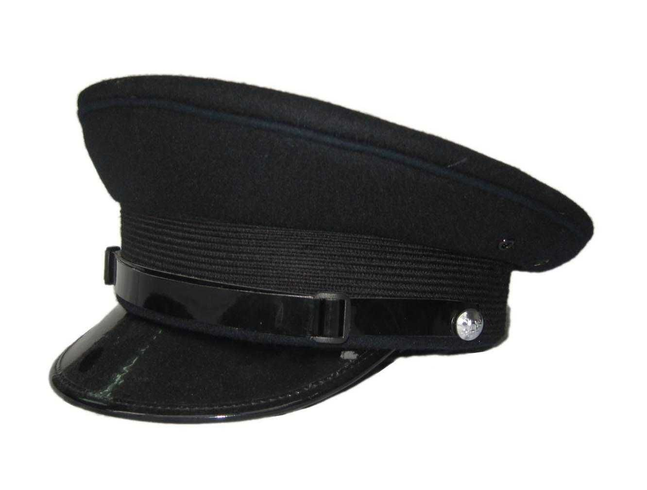 95e03da17d0 Police Caps Hats Military Cap SECURITY CAP ENGINE DRIVERS CAP