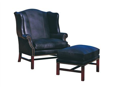 Classic Leather Benson Chair And One Half